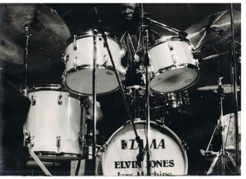 elvin Jones sutil