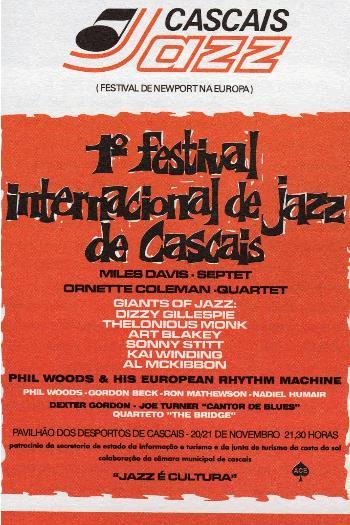 jazz cascais 1 festival
