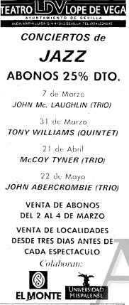 McCoy Tyner 1989